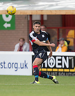 Dundee&rsquo;s Darren O&rsquo;Dea - Motherwell v Dundee in the Ladbrokes Scottish Premiership at Fir Park, Motherwell. Photo: David Young<br /> <br />  - &copy; David Young - www.davidyoungphoto.co.uk - email: davidyoungphoto@gmail.com