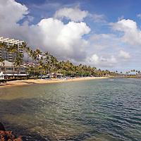 USA, Hawaii, Honolulu. Property of The Kahala Resort on Oahu.