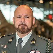 NLD/Soesterberg/20180424 - Koning opent tentoonstelling 'Willem', Marco Kroon