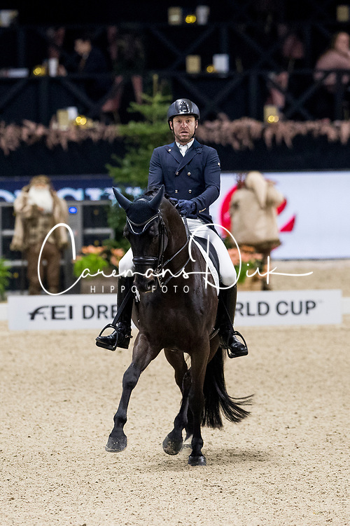Verheyen Sam, BEL, Kryptonite van de Performing<br /> Jumping Mechelen 2019<br /> © Hippo Foto - Sharon Vandeput<br /> 29/12/19