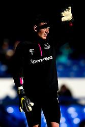 Jordan Pickford of Everton - Mandatory by-line: Robbie Stephenson/JMP - 02/02/2019 - FOOTBALL - Goodison Park - Liverpool, England - Everton v Wolverhampton Wanderers - Premier League