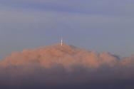 20/10/07 - CHAINE DES PUYS - PUY DE DOME - FRANCE - Le Puy de Dome, en cours de classement Grand Site de France - Photo Jerome CHABANNE