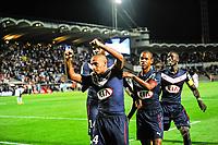 SOCCER : Bordeaux vs Evian - Day 6 French L1 - 09/19/2014<br /> <br /> Goal et joie Wahbi Khazri (gir)<br /> Norway only