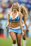 NASHVILLE, TN - SEPTEMBER 29:  Cheerleaders of the Tennessee Titans perform during a game against the New York Jets at LP Field on September 29, 2013 in Nashville, Tennessee.  The Titans defeated the Jets 38-13.  (Photo by Wesley Hitt/Getty Images) *** Local Caption ***
