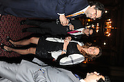 ANDREI NAVROKOV; DAVID NIZROVA; ALINA NIZROVA; MARWAN CHATILA, Celebration of the  200TH Anniversary of the  Birth of Rt.Hon. John Bright MP  and the publication of <br /> ÔJohn Bright: Statesman, Orator, AgitatorÕ by Bill Cash MP. Reform Club. London. 14 November 2011. <br /> <br />  , -DO NOT ARCHIVE-© Copyright Photograph by Dafydd Jones. 248 Clapham Rd. London SW9 0PZ. Tel 0207 820 0771. www.dafjones.com.<br /> ANDREI NAVROKOV; DAVID NIZROVA; ALINA NIZROVA; MARWAN CHATILA, Celebration of the  200TH Anniversary of the  Birth of Rt.Hon. John Bright MP  and the publication of <br /> 'John Bright: Statesman, Orator, Agitator' by Bill Cash MP. Reform Club. London. 14 November 2011. <br /> <br />  , -DO NOT ARCHIVE-© Copyright Photograph by Dafydd Jones. 248 Clapham Rd. London SW9 0PZ. Tel 0207 820 0771. www.dafjones.com.