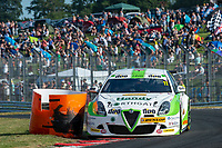 #11 Rob Austin Duo Motorsport with HMS Alfa Romeo Giulietta during Race 3  of the 2018 British Touring Car Championship at Oulton Park, Little Budworth, Cheshire, United Kingdom. June 10 2018. World Copyright Peter Taylor/PSP.