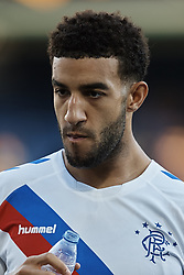 September 20, 2018 - Vila-Real, Castellon, Spain - Connor Goldson of Rangers looks on prior to the UEFA Europa League group G match between Villarreal CF and Rangers at Estadio de la Ceramica on September 20, 2018 in Vila-real, Spain  (Credit Image: © David Aliaga/NurPhoto/ZUMA Press)