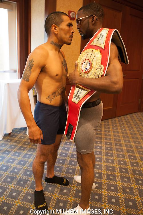 Big Al's Promotions, Dbouk Promotions, Jackie Kallen and Connie Shamoun, Detroit Boxing