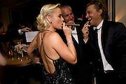 DR. BARBARA STURM; GEORGE HAMILTON, Vanity Fair Oscar night party hosted by Graydon Carter. Sunset Tower Hotel, West Hollywood. 22 February 2009, Vanity Fair Oscar night party hosted by Graydon Carter.  Sunset  Tower Hotel, West Hollywood. 22 February 2009.