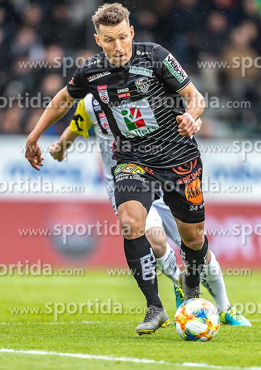 05.05.2019, TGW Arena, Pasching, AUT, 1. FBL, LASK vs RZ Pellets WAC, Meistergruppe, 29. Spieltag, im Bild Christopher Wernitznig (WAC) // during the tipico Bundesliga master group 29th round match between LASK and RZ Pellets WAC at the TGW Arena in Pasching, Austria on 2019/05/05. EXPA Pictures © 2019, PhotoCredit: EXPA/ JFK