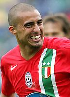 Joie David TREZEGUET - Sienne / Juventus - 30.04.2006 - 36eme journee Calcio - Photo : Aelanpics / Icon Sport