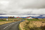 Lake Myvatn, Iceland Urban village
