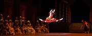 The Flames of Paris <br /> Bolshoi Ballet <br /> at The Royal Opera House, Covent Garden, London, Great Britain <br /> 5th August 2016 <br /> rehearsals<br /> <br /> <br /> <br /> <br /> Anna Tikhomirova as Mireille de Poitiers an actress <br /> <br /> <br /> <br /> <br /> Photograph by Elliott Franks <br /> Image licensed to Elliott Franks Photography Services