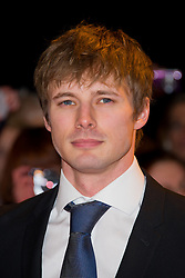 Bradley James arrives at the National Television Awards at the 02 Arena, London Wednesday January 23, 2013. Photo by Chris Joseph / i-Images