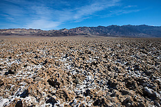 Badwater Basin / Devil's Golf Course