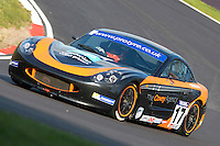 #17 Vic Covey, Ginetta G40. Protyre Motorsport Ginetta GT5 Challenge at Oulton Park, Little Budworth, Chesihre, United Kingdom. 19th April 2014. World Copyright: Peter Taylor/PSP. Copy of publication required for printed pictures. Every used picture is fee-liable. http://archive.petertaylor-photographic.co.uk