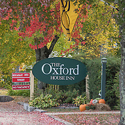 The Oxford House Restaurant in Fryeburg, Maine