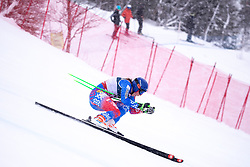 08.02.2019, Aare, SWE, FIS Weltmeisterschaften Ski Alpin, alpine Kombination, Abfahrt, Damen, im Bild Petra Vlhova (SVK) // Petra Vlhova of Slovakia during the downhill competition of Alpine combination of the ladies of FIS Ski World Championships 2019. Aare, Sweden on 2019/02/08. EXPA Pictures © 2019, PhotoCredit: EXPA/ Johann Groder