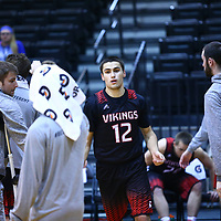 Men's Basketball: St. Olaf College Oles vs. Bethany Lutheran College Vikings