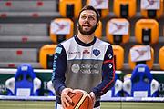 Stefano Gentile<br /> Banco di Sardegna Dinamo Sassari - Oriora Pistoia<br /> LBA Serie A Postemobile 2018-2019<br /> Sassari, 18/11/2018<br /> Foto L.Canu / Ciamillo-Castoria