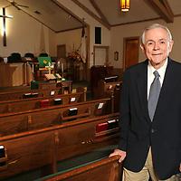 Reverend Dan Rupert of Fairfield Presbyterian Church in Blue Springs.