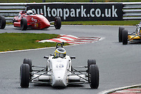 #15 David McARTHUR Van Diemen LA10 during Avon Tyres Formula Ford 1600 National & Northern Championship - Post 89 - Race 3  as part of the BRSCC Oulton Park Season Opener at Oulton Park, Little Budworth, Cheshire, United Kingdom. April 09 2016. World Copyright Peter Taylor/PSP. Copy of publication required for printed pictures.  Every used picture is fee-liable. http://archive.petertaylor-photographic.co.uk