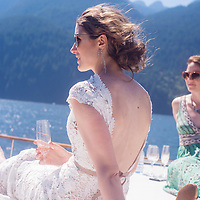 Vancouver Wedding Photography - Jess and Brett in Deep Cove and at L'Abboitoir