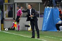 """Vincenzo Montella Fiorentina<br /> Milano 30/09/2012 Stadio """"San Siro""""<br /> Football Calcio Serie A 2012/13<br /> Inter v Fiorentina<br /> Foto Insidefoto Paolo Nucci"""