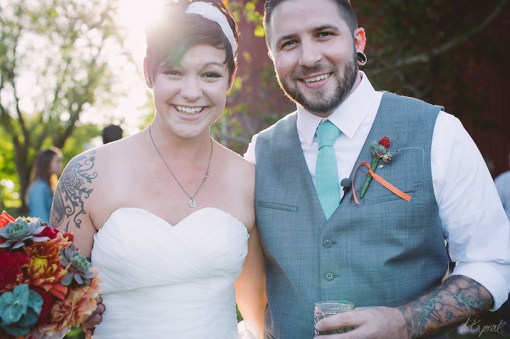 Stevie & Dan Knispel, Married In Michigan on September 15, 2012