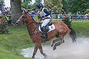 MR BASS ridden by Laura Collett at Bramham International Horse Trials 2016 at  at Bramham Park, Bramham, United Kingdom on 11 June 2016. Photo by Mark P Doherty.