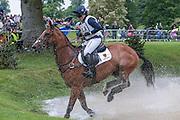MR BASS ridden by Laura Collett at Bramham International Horse Trials 2016 at  at Bramham Park, Bramham, United Kingdom on 11 June 2016. Photo by Mark P Doherty.