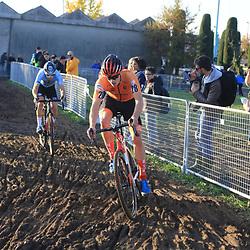10-11-2019: Wielrennen: Europees Kampioenschap Veldrijden: Silvelle <br />Joris Nieuwenhuis