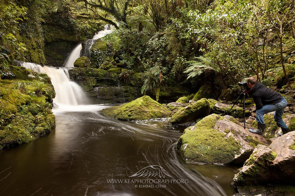 McLean Falls, Catlins, New Zealand