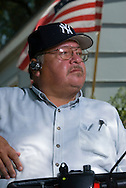 8/20/07 Lincoln, NE Harlan Chamberlain at his Lincoln home..He is the father of New York Yankee rookie pitcher Joba Chamberlain..(Chris Machian/Prairie Pixel Group)