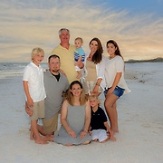 Goble Family Beach Photos