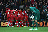 Southampton v Newcastle United 251112