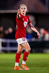 Faye Bryson of Bristol City Women - Mandatory by-line: Ryan Hiscott/JMP - 19/01/2020 - FOOTBALL - Stoke Gifford Stadium - Bristol, England - Bristol City Women v Liverpool Women - Barclays FA Women's Super League