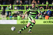Forest Green Rovers Haydn Hollis(32) during the EFL Sky Bet League 2 match between Forest Green Rovers and Notts County at the New Lawn, Forest Green, United Kingdom on 10 March 2018. Picture by Shane Healey.