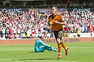 Wolverhampton Wanderers v Middlesbrough