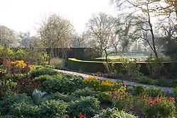 Spring in the Cottage Garden at Sissinghurst Castle