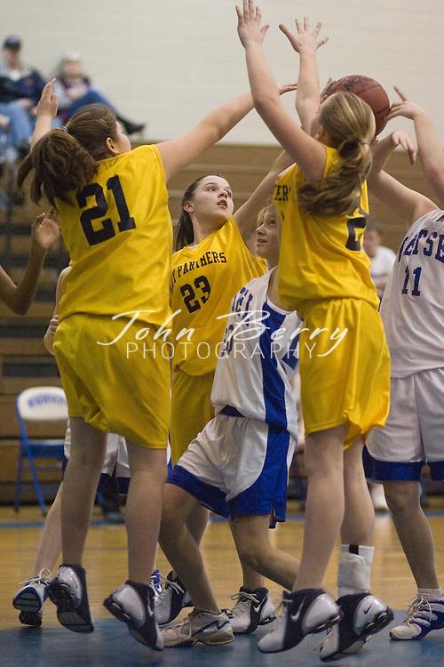 Wetsel Girls Basketball.vs Rappahannock.January 19, 2006