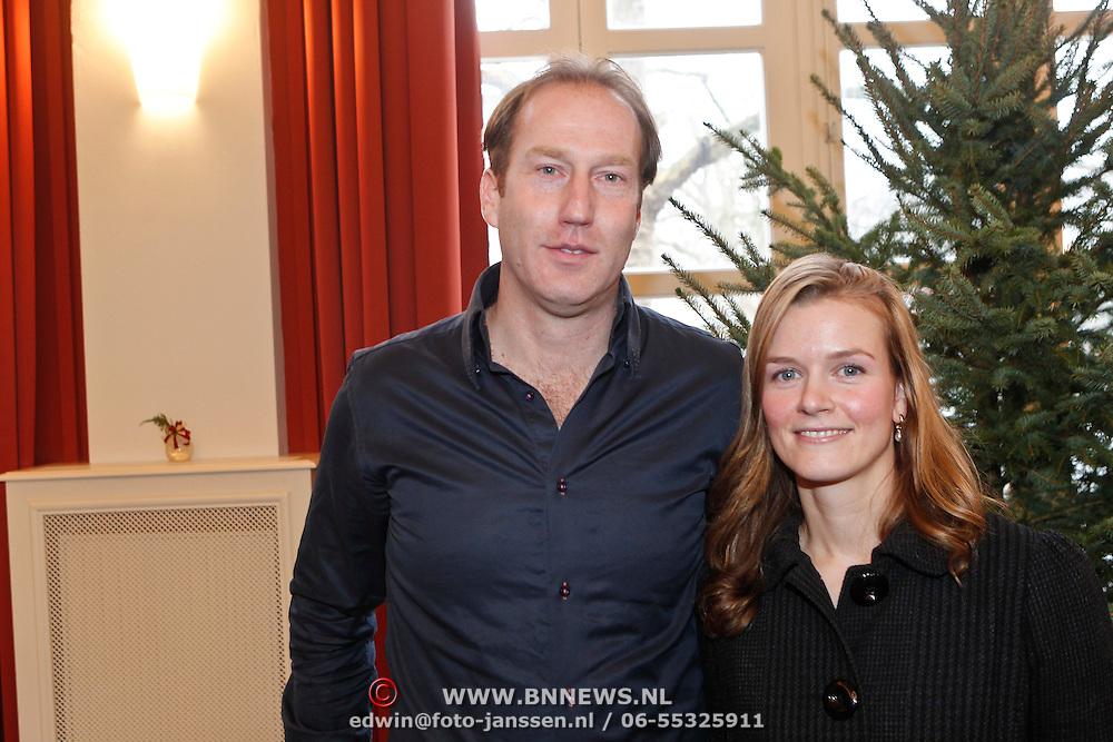 NLD/Amsterdam/20101208 - Skyradio Christmas Tree for Charity 2010, Arjan Erkel
