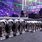 NLD/Almere/20171029 - Finale Spiike presents: WFL - Final 16, alle prijzen