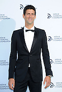 08.JULY.2013. LONDON<br /> <br /> THE NOVAK DJOKOVIC FOUNDATION -LONDON GALA DINNER<br /> <br /> BYLINE: EDBIMAGEARCHIVE.CO.UK<br /> <br /> *THIS IMAGE IS STRICTLY FOR UK NEWSPAPERS AND MAGAZINES ONLY*<br /> *FOR WORLD WIDE SALES AND WEB USE PLEASE CONTACT EDBIMAGEARCHIVE - 0208 954 5968*