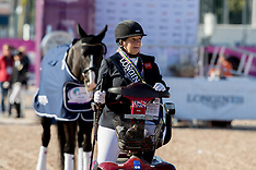 Freestyle Grade I Para Dressage - Gothenburg 2017
