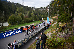 Parkhotel Valkenburg at UCI Road World Championships 2018 - Women's Team Time Trial, a 54 km team time trial in Innsbruck, Austria on September 23, 2018. Photo by Sean Robinson/velofocus.com