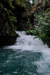 May Creek, Ross Lake National Recreation Area, North Cascades National Park, US