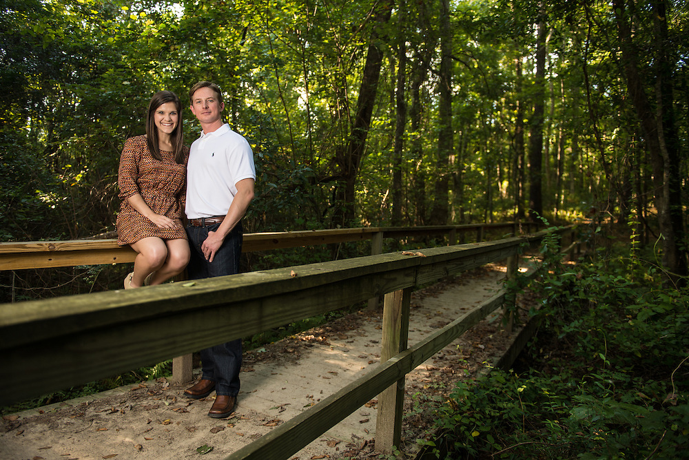 Trevor and Kaelyn Engagement | New Bern Photographers