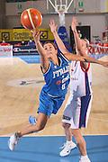 Preparazione Europei 2007 Italia-Russia