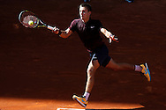 Born Coric during the Madrid Open at Manzanares Park Tennis Centre, Madrid<br /> Picture by EXPA Pictures/Focus Images Ltd 07814482222<br /> 04/05/2016<br /> ***UK &amp; IRELAND ONLY***<br /> EXPA-ESP-160504-0030.jpg